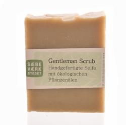 Sæbeværkstedet Gentleman-Scrub 100g