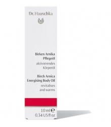 Dr. Hauschka Birken Arnika Pflegeöl 10ml