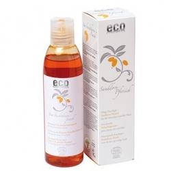 eco cosmetics Pflege Duschgel Sanddorn-Pfirsich 200ml