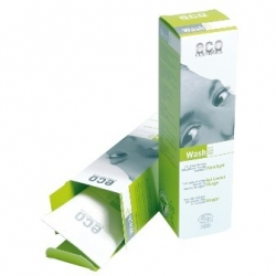 eco cosmetics Waschgel mit grünem Tee und Weinblatt 125ml
