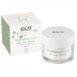 eco cosmetics Intensivcreme LSF 15 mit OPC, Q10 und Hyaluron 60ml