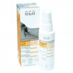 eco cosmetics Sonnenöl LSF30 Spray 50ml