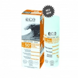 eco cosmetics SURF and FUN Sonnencreme LSF 50+ 50ml