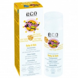 eco Baby & Kids Sonnencreme LSF 50+ 50ml