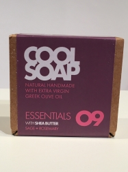 The Cool Projects Seife Essentials 09 Sage & Rosemary 90g