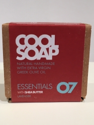 The Cool Projects Seife Essentials 07 Lavender 90g