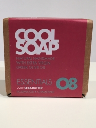 The Cool Projects Seife Essentials 08 Rosewood & Chamomile 90g