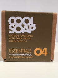 The Cool Projects Seife Essentials 04 Verbena & Jasmine 90g
