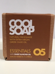 The Cool Projects Seife Essentials 05 Verbena & Cypress 90g