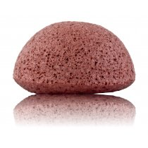 French Red Clay Konjac Sponge Puff