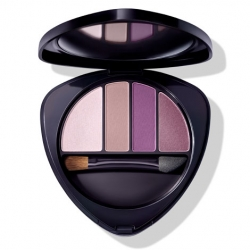 Dr. Hauschka Eyeshadow Palette 01 5,3g Purple Light Limited Edition