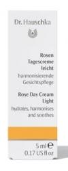Dr. Hauschka Rosen Tagescreme leicht 5 ml