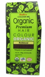 Radico Haarfarbe Rotblond 100g
