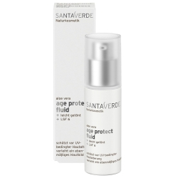 SANTAVERDE age protect fluid 30ml
