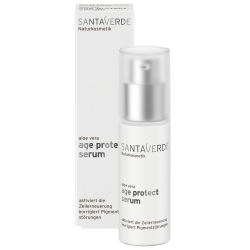 SANTAVERDE age protect serum 30ml