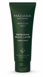 Mádara Infusion Vert Repairing Multi-Layer hand cream 75 ml