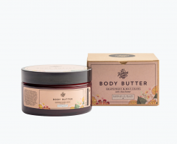 Bodybutter Grapefruit und May Chang 200 gr.
