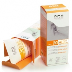 eco cosmetics Sonnencreme LSF 20 75ml