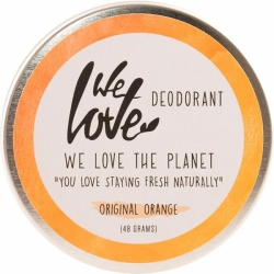 We love the Planet Deocreme Original Orange 48g