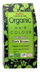 Radico Haarfarbe Dunkelbraun 100g