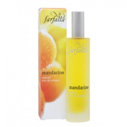 Farfalla Mandarine natural eau de cologne 50ml